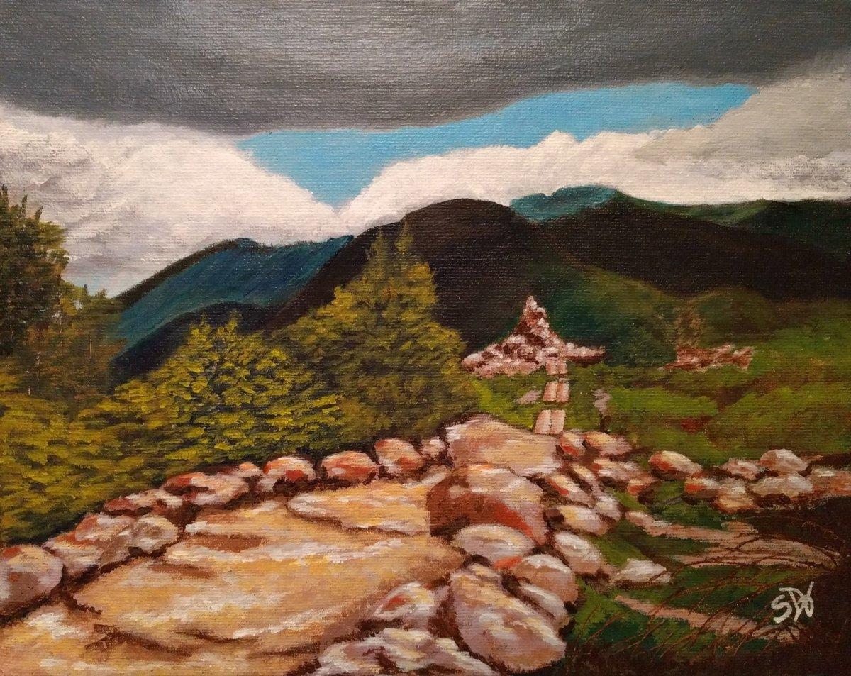 White Mountains HikingTrail